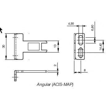 Atuador para Chaves de Intertravamento WEG ACIS-MAP