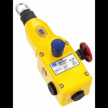 Chave de Emergência Acionada por Cabo CEC-ME31A
