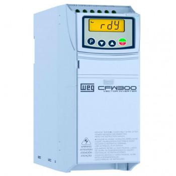 Inversor de Frequência WEG CFW300 - CFW300B10P0B2DB20