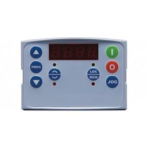 Interface de Operação Local - HMI-SSW07-LCD