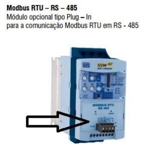 Kit de Comunicação RS485 - KRS485-SSW07