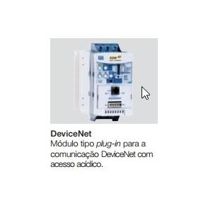 Módulo para comunicação DeviceNet - KFB-DN-SSW07