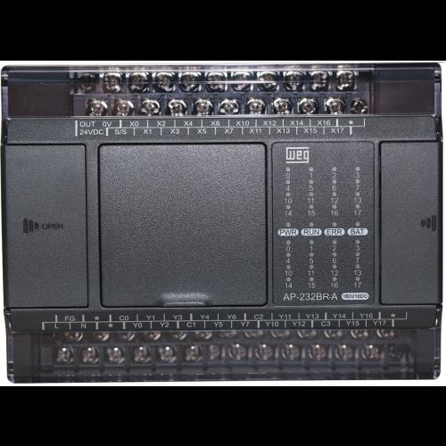 Controlador Lógico Programável WEG TPW04-232BR-A