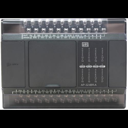 Controlador Lógico Programável WEG TPW04-324BR-A