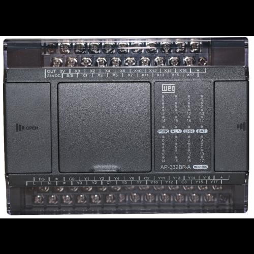 Controlador Lógico Programável WEG TPW04-332BR-A