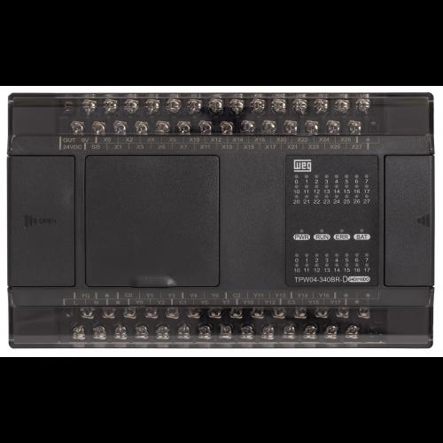 Controlador Lógico Programável WEG TPW04-340BR-D