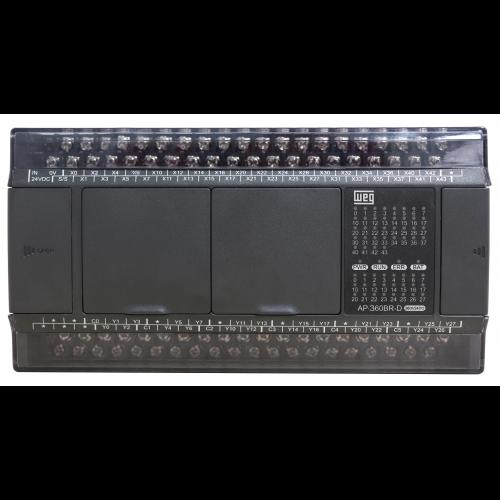 Controlador Lógico Programável WEG TPW04-360BR-D