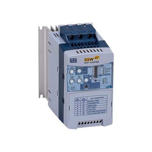 Soft-Starter WEG SSW07 - SSW070017T5SZ