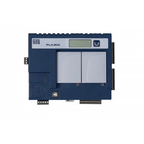 Controlador Lógico Programável WEG PLC300BP-H3