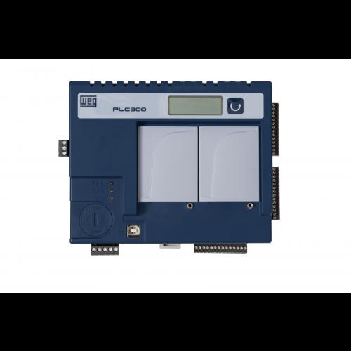 Controlador Lógico Programável WEG PLC300BS-H3