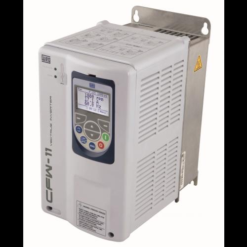 Inversor de Frequência WEG CFW11 - CFW110010S2SZ