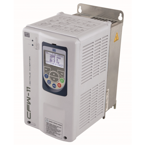 Inversor de Frequência WEG CFW11 - CFW110007B2SZ