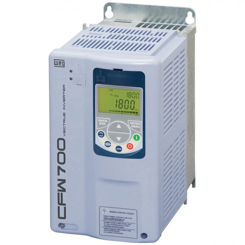 Inversor de Frequência WEG CFW700 - CFW700A10P0T2DB20