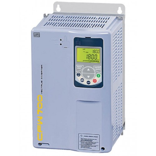 Inversor de Frequência WEG CFW700 - CFW700B31P0T4DB20