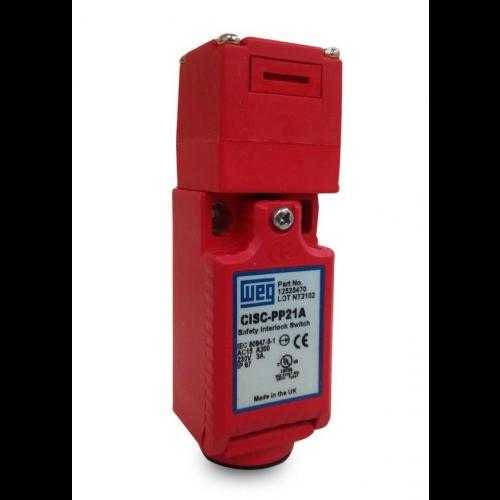 Chave de Intertravamento de Segurança Compacta WEG - CISC-PP21A
