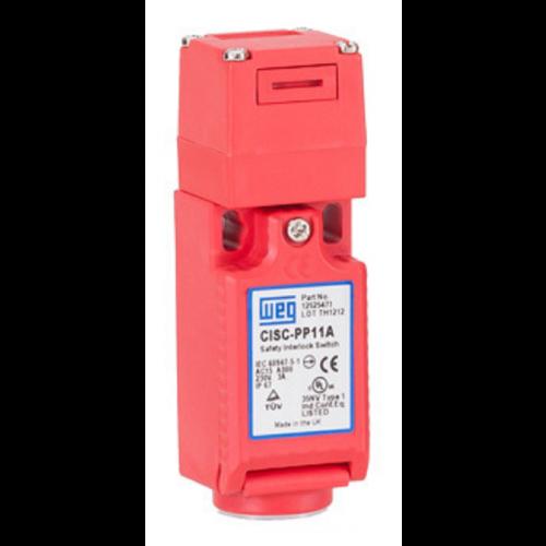 Chave de Intertravamento de Segurança Compacta WEG - CISC-PP11A