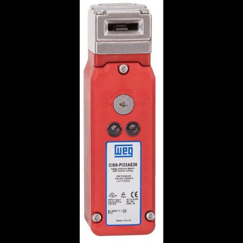 Chave de Intertravamento de Segurança com Solenoide WEG - CISS-PI22AE26