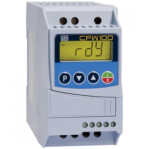 Inversor de Frequência WEG CFW100 - CFW100A01P6S220