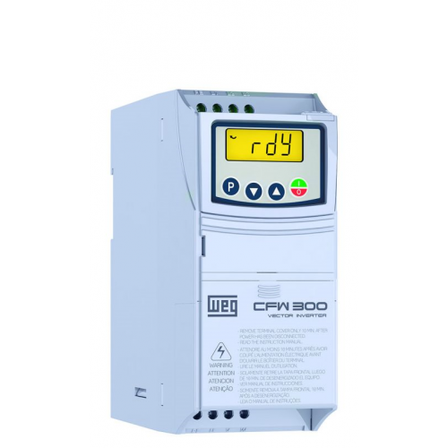 Inversor de Frequência WEG CFW300 - CFW300A02P6S2NB20