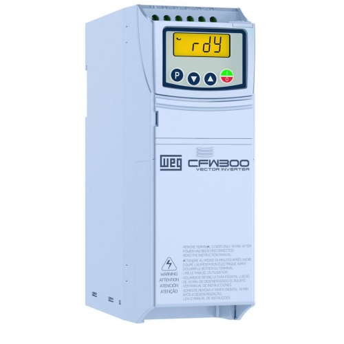 Inversor de Frequência WEG CFW300 - CFW300B15P2T2DB20