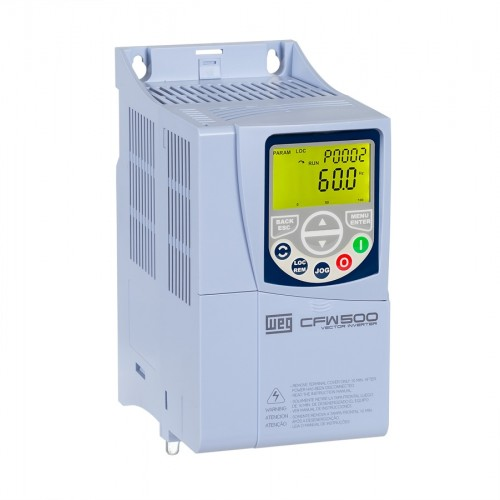 Inversor de Frequência WEG CFW500 - CFW500B02P6T4DB20