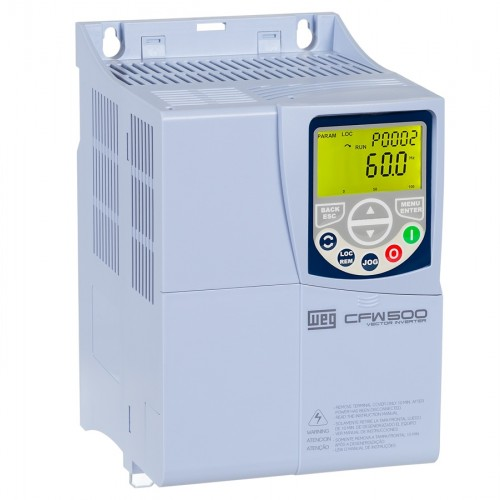 Inversor de Frequência WEG CFW500 - CFW500C16P0T4DB20
