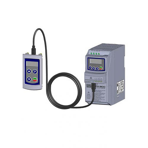 Kit com IHM remota CFW300-KHMIR