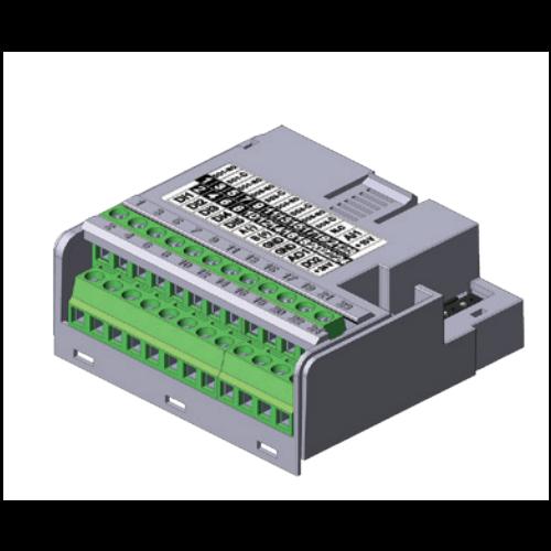 Módulo plug-in de expansão de saídas digitais a relé CFW500-IOR