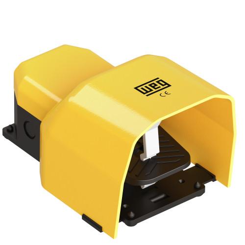 Pedal de Segurança - PISW-P2S11 Conexão