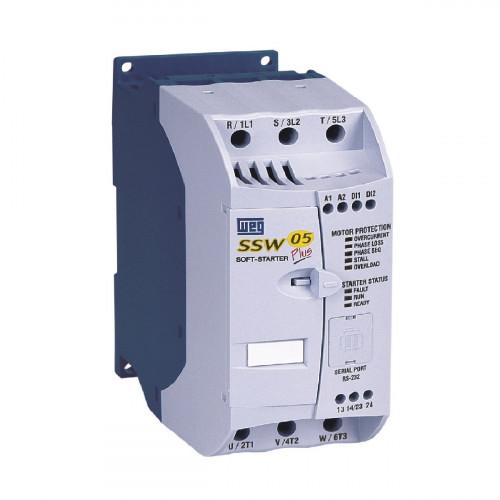 Soft-Starter WEG SSW05 - SSW050085T2246PPZ