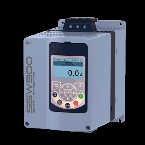 Soft Starter WEG SSW900 - SSW900A0010T5E2